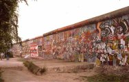 "December 2007: Things I don't like, ""Berlin wall 1987"""