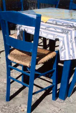 "January 2010: Open ""Blue chair"""