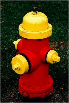 "November 2010: Open, ""Fire hydrant"""