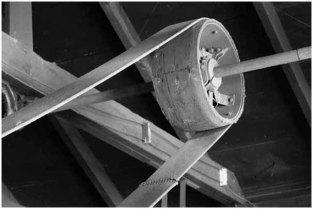 "April 2010: Wheels, ""Blacksmith belt"""