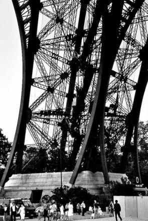 Eiffel steel