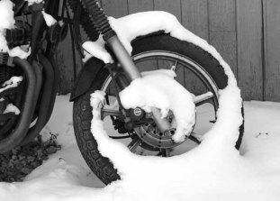 No ride today