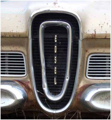 Remember the Edsel?