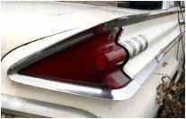 Mercury's tail