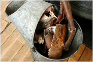 Wood/coal bucket