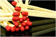 """November 2011: Playing with fire, """"Matchsticks"""""""