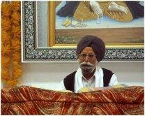 "December 2008: People, ""Sikh reader, Edmonton"""