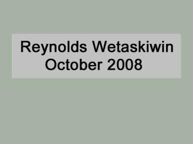 TitleReynolds2008