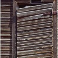 Door on old barn