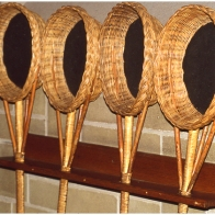 Offering baskets