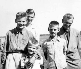 Five brothers, 1952