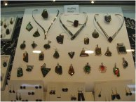 Ammolite Jewelry factory