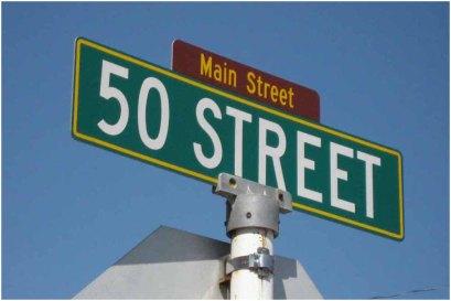 Main Street, Camrose