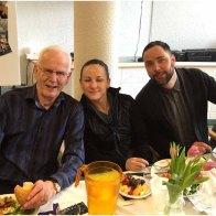 Bill, Jenn, Phil
