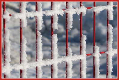 """February 2017: Open """"On the fence"""""""