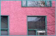 """January 2017: Open, """"The pink palace"""""""