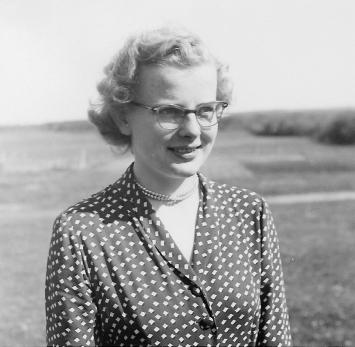 Bertha c 1954
