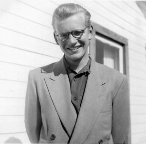George c 1954