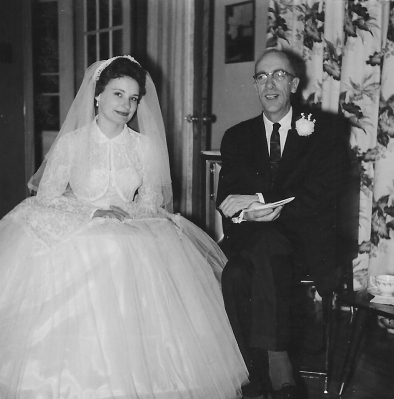 Sophie and Rev. Vande Riet 1960
