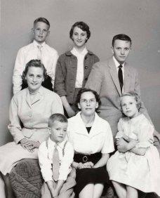 Family June 1958