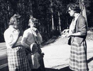 Grandma, Dixie, Jean