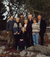 Mom with children and spouses 1999