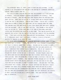 Letter from Karen