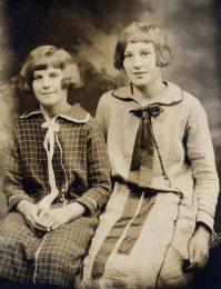 Harriet, Agnes 1928