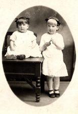 Harriet, Agnes 1918
