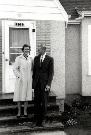 Andrew & Carolyn 1962