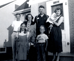 Wierenga family 1953