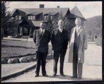 Herman Wierenga, JK Van Baalen, John Hanenburg