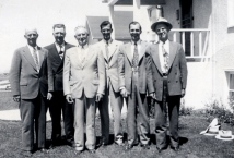 Herman Wierenga, George Monsma and others