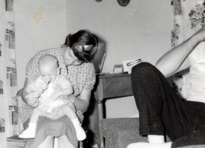 Carolyn, Mark 1962