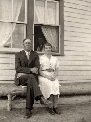 Gerben & Trien Tiemstra 1940s