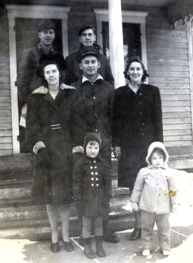 Westra siblings 1944