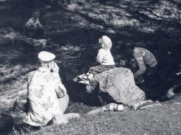 Bill, Kare, Jean 1962