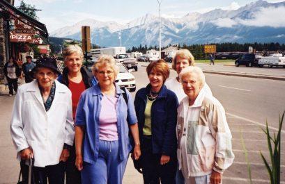 Travelers in Jasper 1996