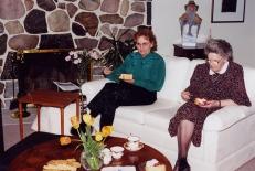 Mom. Dixie 1990s