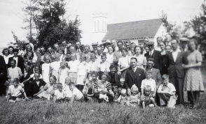 A group at Neerlandia church