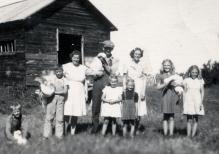 Wierengas, Westras 1946