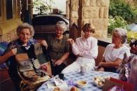 Mom in Australia 1999