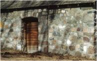 "September 2017: Canada 150, ""Stone age barn"""