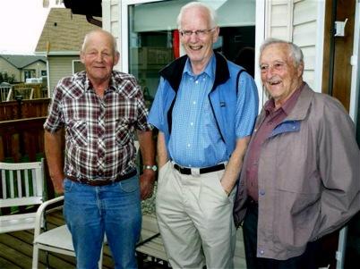 Mike, Bill, Bill G