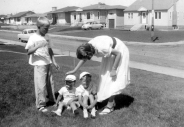 Gladys, Peter, Jean, Herman