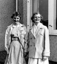 Gladys, Gerda Vroon
