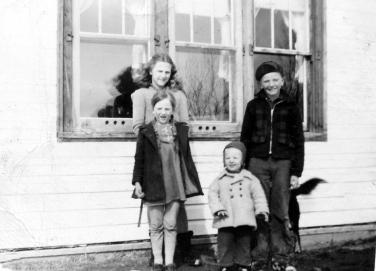 Dixie, Andrew, Gladys, Peter