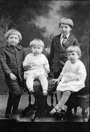Hank, Harriet, Ed, Agnes Westra