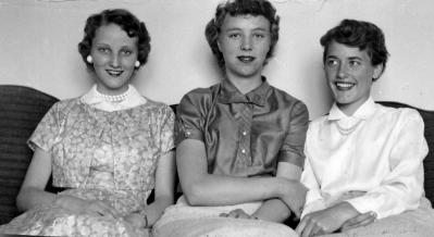 Gladys, Lois, Winnifred