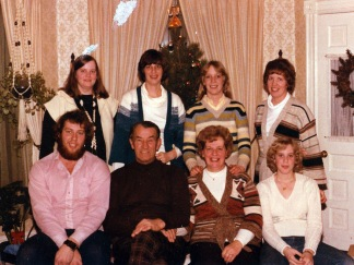Frank and Jeanette Fisher family